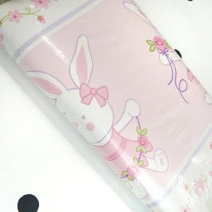 Wamsutta Baby Bunny Wall Paper Border 7 Yards